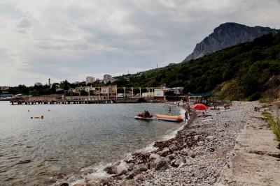 Неглубокое море у пляжа хорошо для детей