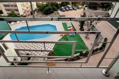 Вид с балкона завораживает